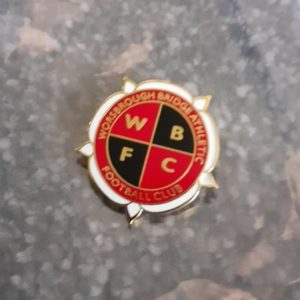 Retro Club Pin