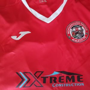 Worsbrough Bridge Athletic FC Home Shirt